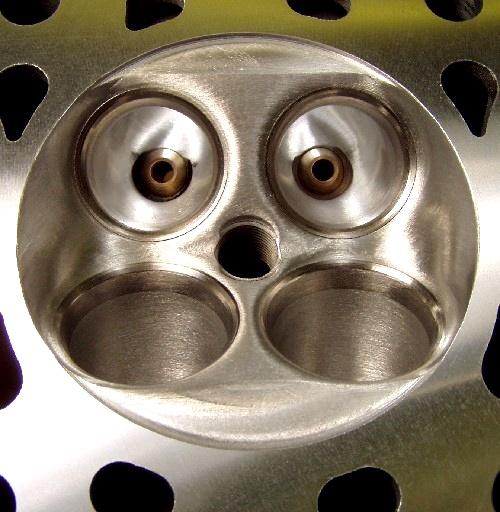 Honda H22 Cylinder Head Modifications